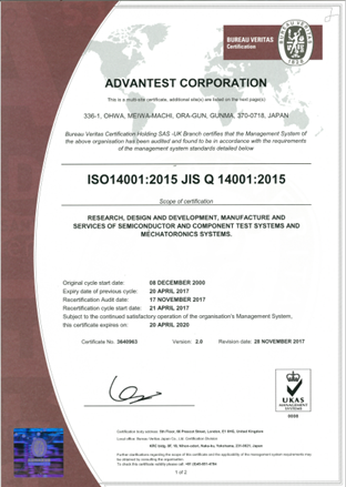 Bureau Veritas Certification (copy)